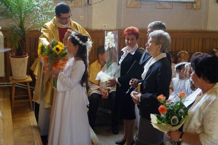 50-lecie święceń kapłańskich ks. K. Biśto
